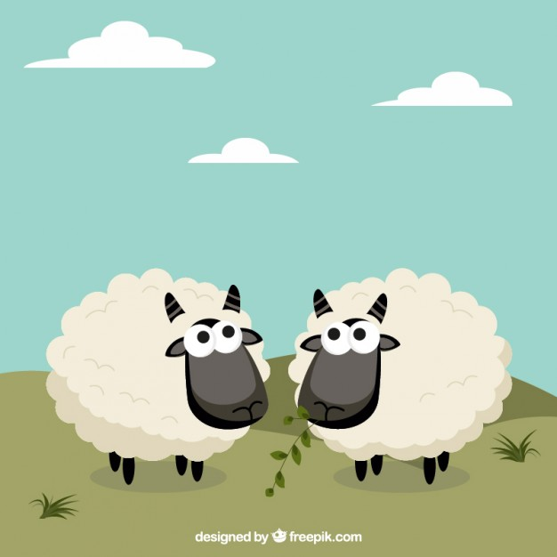 Cute-sheep-cartoon-freepik